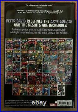 The Incredible Hulk by Peter David Omnibus Vol. 1 Marvel Comics OOP