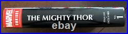 The Mighty Thor OMNIBUS Hardcover Vol 1 Kirby Cover 2010 1st Print