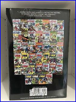 The Mighty Thor Omnibus Volume 1 Brand NewithSealed OOP Marvel Comics Avengers