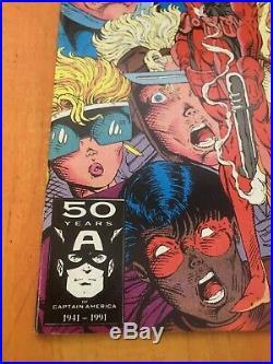 The New Mutants vol 1 # 98 High Grade 1st App DEADPOOL Marvel Comics