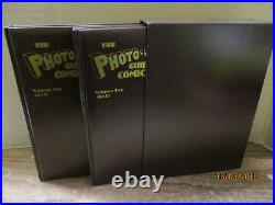 The Photo Journal Guide to Marvel Comics Deluxe Limited Edition Vol. 1 & 2