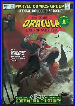 The Tomb Of Dracula Omnibus Volume 2 Marvel Comics Hardcover Hc Oop
