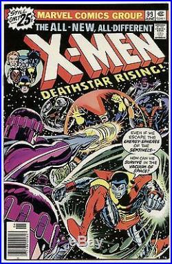 The UNCANNY X-MEN #99 Vol. 1 KEY MARVEL! NM+ 9.6! 1976