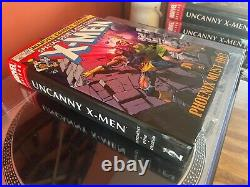 The Uncanny X-Men Omnibus Vol. 2 DM Cover Rare OOP