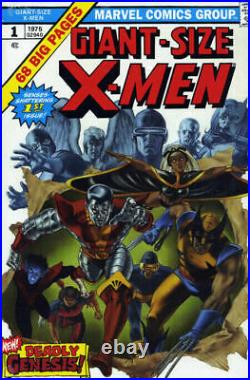 The Uncanny X-Men Vol. 1 Marvel Omnibus by Wein Variant Hardcover New