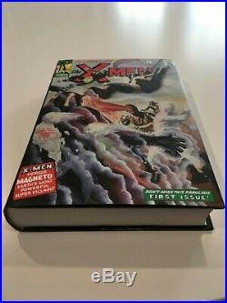 The X-Men MARVEL COMICS Omnibus Vol. 1 1st Ed. RARE ALT ALEX ROSS Cover art