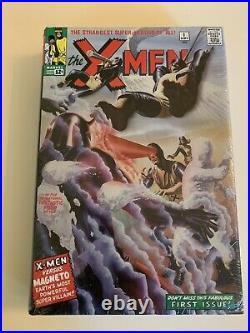 The X-Men Omnibus Vol 1 Stan Lee Jack Kirby ALEX ROSS Variant