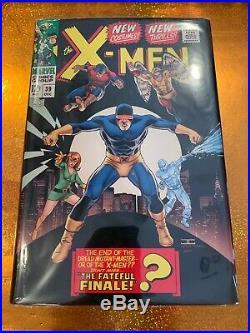 The x-Men Omnibus Vol 2 HC Marvel HC NF 1st DJ Jack Kirby, NEIL ADAMS