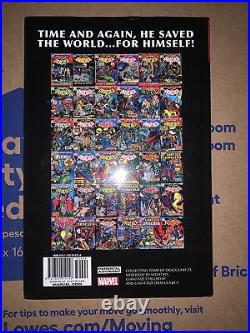 Tomb of Dracula Omnibus Vol 1 Marvel Comics Marv Wolfman Gene Colan NM COND
