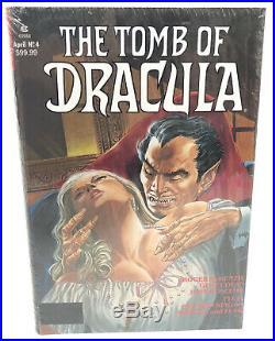 Tomb of Dracula Volume 3 Omnibus HC Hardcover Marvel Comics Marv Wolfman Buscema