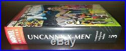 UNCANNY X-MEN Vol 3 OMNIBUS Pat Smith DM Variant Cover NEW SEALED Marvel