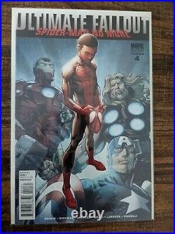 Ultimate Fallout #4 Vol 1 Beautiful 2nd Print 1st Miles Morales