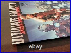 Ultimate Fallout #4 Vol 1 Near Perfect High Grade 2nd Print 1st Miles Morales