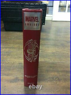 Ultimate Spider-Man Omnibus Vol. 1 Marvel Omnibus by Bendis Hardcover Used