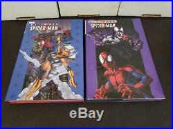 Ultimate Spider-Man Vol 1-5 1st PRINT Marvel Hard Cover HC TPB Black Cat Venom