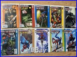 Ultimate Spider-man Vol 1 Lot Run Marvel Comics NM Bendis 1-133 +annuals VF+