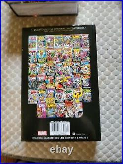 Uncanny X-Men Omnibus Volume 1
