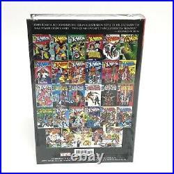 Uncanny X-Men Vol. 4 Omnibus Silva Cover HC Hardcover Marvel Comics New