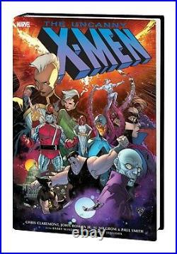 Uncanny X-men Omnibus Hc Vol 04 Silva Cvr (marvel Comics) 92820