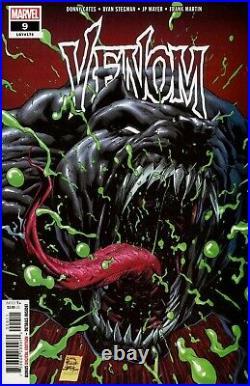 VENOM vol 4 #9 Cover A First print NM KEY 1st Dylan Brock MARVEL COMICS 2018
