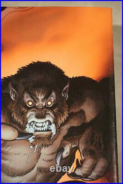 WEREWOLF BY NIGHT Omnibus Vol. #1 Rare Arthur Adams Variant NEWithUnsealed