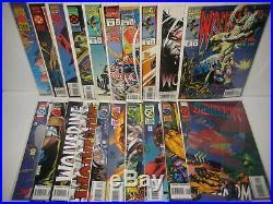 WOLVERINE VOL. 1 #1-189 Marvel Comics Complete Run Sabretooth 155 1988-2003