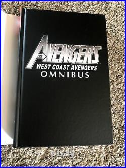 West Coast Avengers Omnibus Vol 1 HC Marvel Hawkeye Scarlet Witch Vision 2 4 16