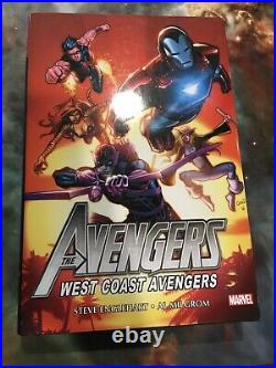 West Coast Avengers Omnibus Vol 1 Marvel Hardcover HC OOP