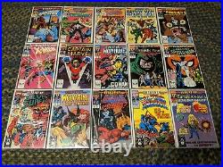 What If 1-114 Vol 2 1989 Full Run Complete Set VF/NM Lot 58 105