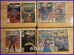 What If 1 47 Marvel 1977 Vol 1 Complete Lot Set Run