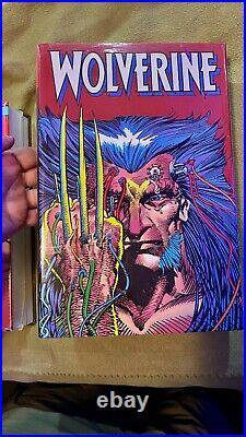 Wolverine Omnibus Vol 1 & 2 New Sealed OOP HC Marvel