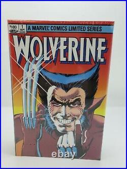 Wolverine Omnibus Vol 1 New Sealed Marvel 9781302922672