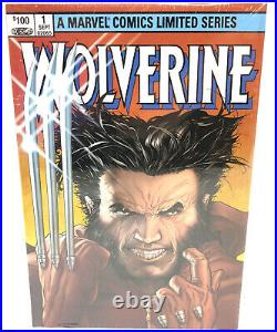 Wolverine Volume 1 Omnibus HC Hardcover DM Variant McNiven Cover Marvel Comics