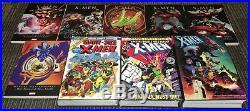 X-Men Marvel Masterworks Volume 1-6 Uncanny X-Men Omnibus 1-3 #1-175 FULL RUN
