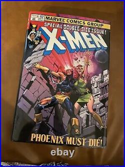 X-Men Vol 2 Omnibus Comic Graphic Novel Hardcover OOP