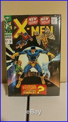 X-Men Vol 2 Omnibus Hardcover New Sealed Marvel