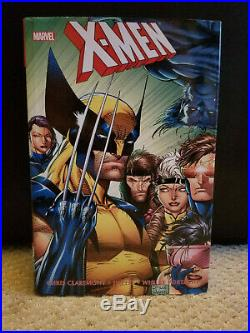 X-Men by Chris Claremont & Jim Lee Omnibus Vol. 2 Marvel HTF HC