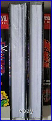 X-Men by Jim Lee Omnibus Vol. 1 and 2 DM Var Chris Claremont SEALED