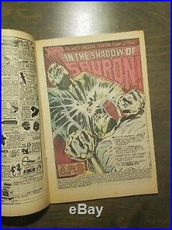 X-Men vol-1 #60 VF Marvel comics NEAL ADAMS First Sauron