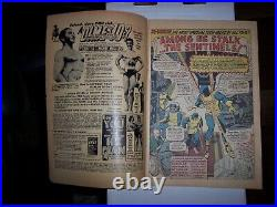 X-Men (volume 1) #14 1st appearance the Sentinels! Approximate FN (6.0)