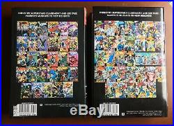 X-men Volume 1 2 Jim Lee Chris Claremont Omnibus Rare Oop Marvel Comics