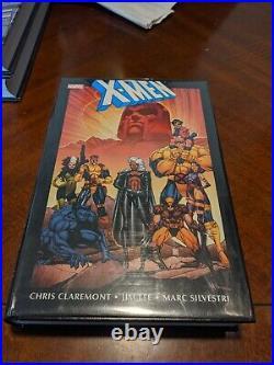 X-men omnibus vol 1 claremont