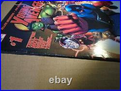 YOUNG AVENGERS Vol. 1 #1 1st Kate Bishop Marvel Comics 2005 VF 8.5