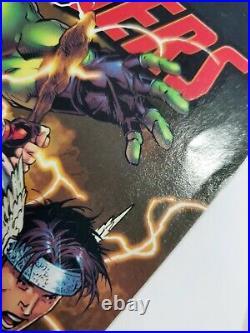 Young Avengers #1 1st App of Kate Bishop Marvel Comics 2005 Vol 1